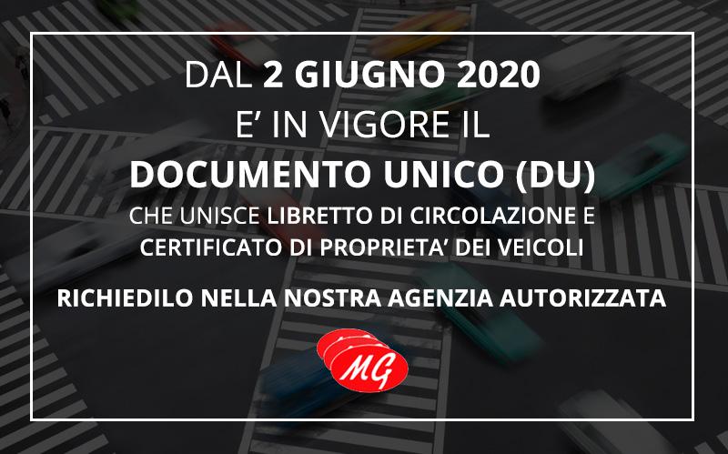 Agenzia autorizzata rilascio Documento Unico